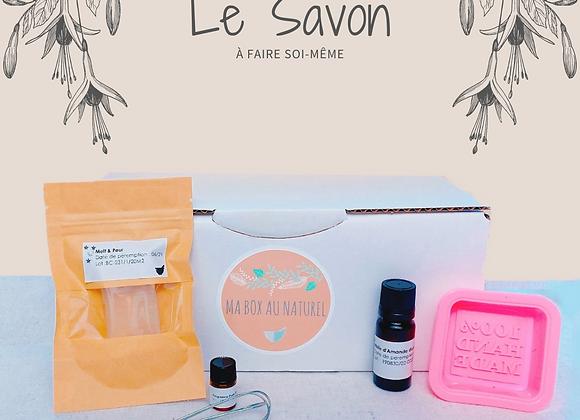Box DIY - Savon BIO