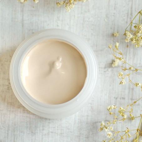 Crème hydratante pour le visage