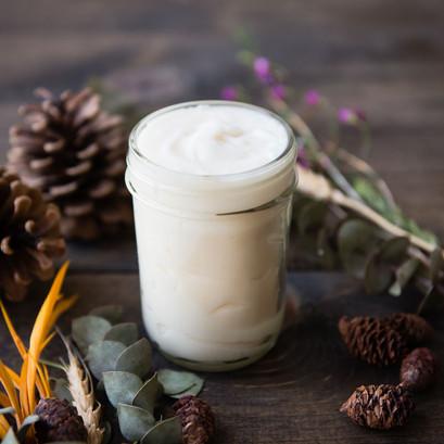 Beurre corporel douceur