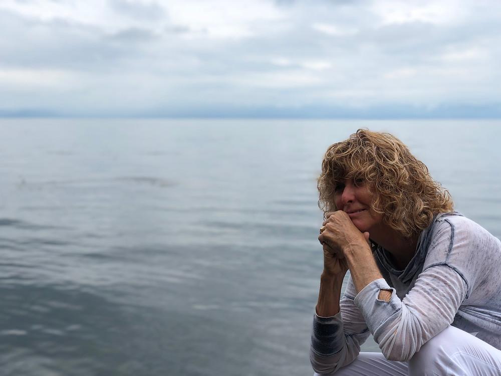Gail Gordon , Director Blue Water Surrender