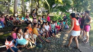 Children being taught.JPG