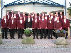 Chorauftritt im Altenheim