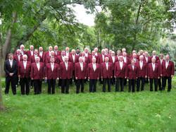 Der Chor in Hornburg