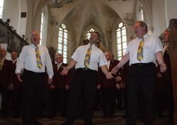 Die Solisten in Hornburg
