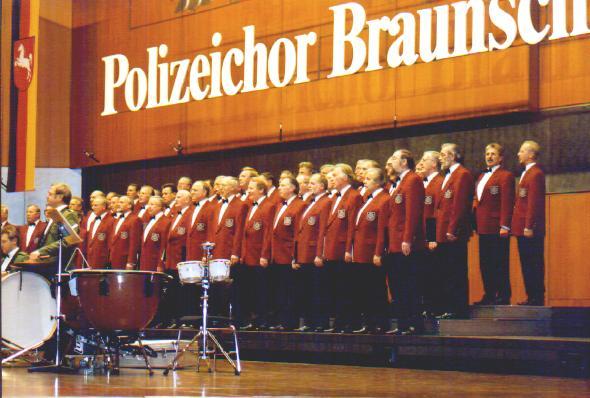 """Konzert """"Polizei singt und spielt"""""""