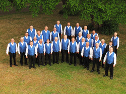 Der Chor in Juni 2015