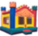 15' x 15' Inflatable Castle Moonwalk