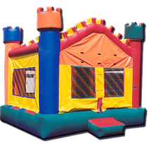 15' x 15' Inflatable Castle Moonwalk