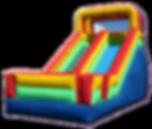 18' Inflatable Slide