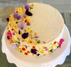 Vanilla Honey Berry (Custom Cake)