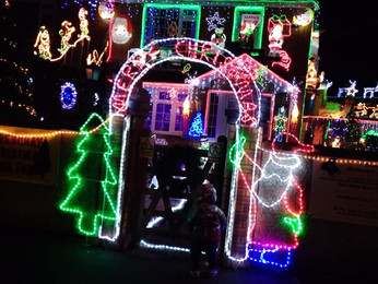 The best dressed Xmas houses in Bristol