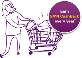 Make £414 in free cash with a cashback card