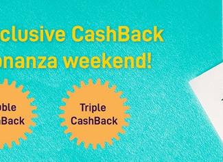 Save money with 18% cashback!
