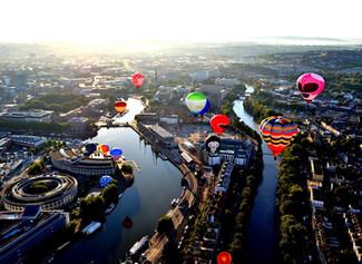 Bristol balloons will fly this summer.