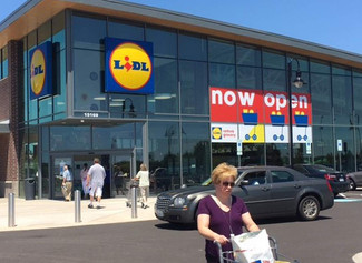 Save £5 on your next big Lidl shop