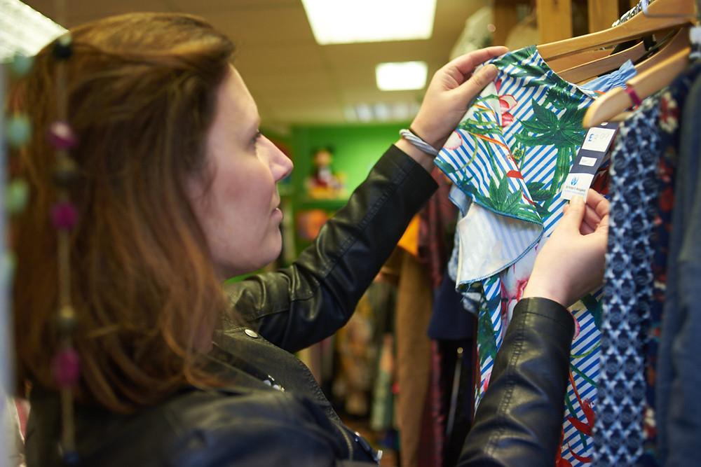 Bristol blogger Jackie Annett goes shopping