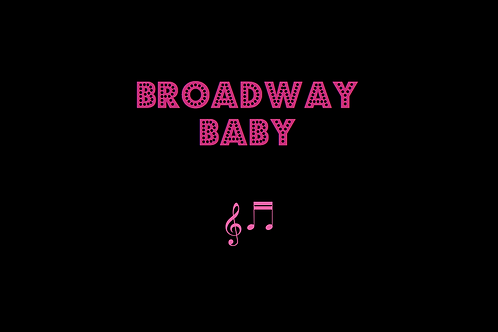 BROADWAY BABY from FOLLIES