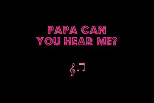PAPA CAN YOU HEAR ME? from YENTL