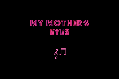 MY MOTHER'S EYES as sung by TOM JONES