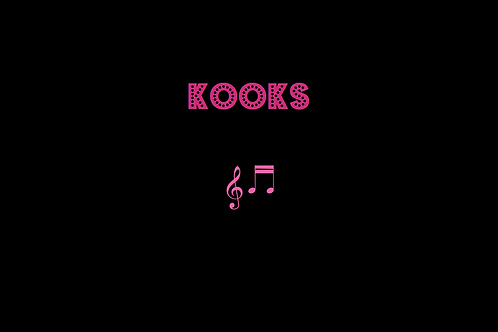 KOOKS as sung by DAVID BOWIE