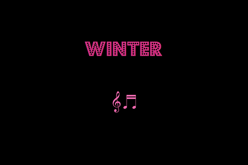 WINTER as sung by TORI AMOS