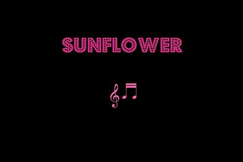 SUNFLOWER from CALENDAR GIRLS THE MUSICAL