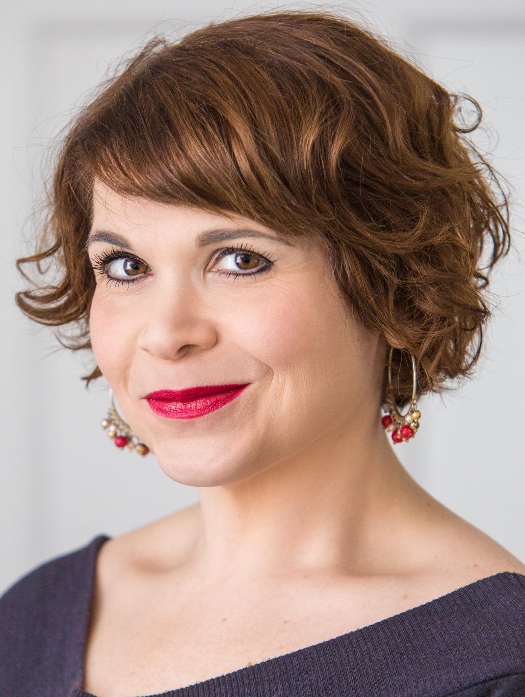 Debbie Chazen fleur fanshawe