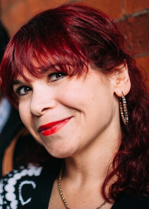 Debbie Chazen, actress, voiceover artiste, singer