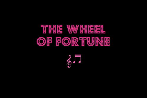 THE WHEEL OF FORTUNE as sung by KAY STARR