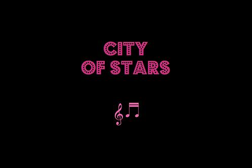 CITY OF STARS from LA LA LAND