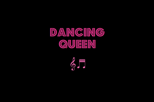 DANCING QUEEN as sung by ABBA