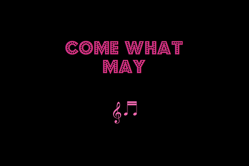 COME WHAT MAY from MOULIN ROUGE