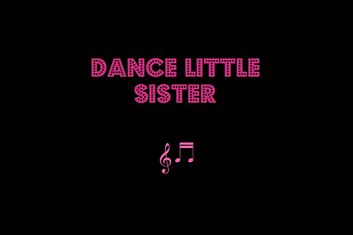 DANCE LITTLE SISTER as sung by TERENCE TRENT D'ARBY