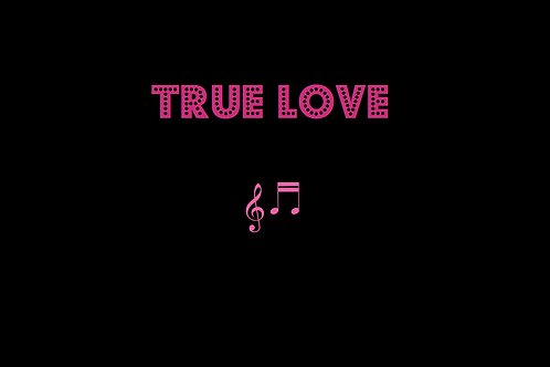 TRUE LOVE from HIGH SOCIETY