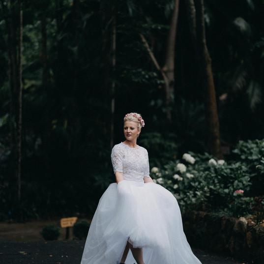 Mel Rose Bride - Roxanne