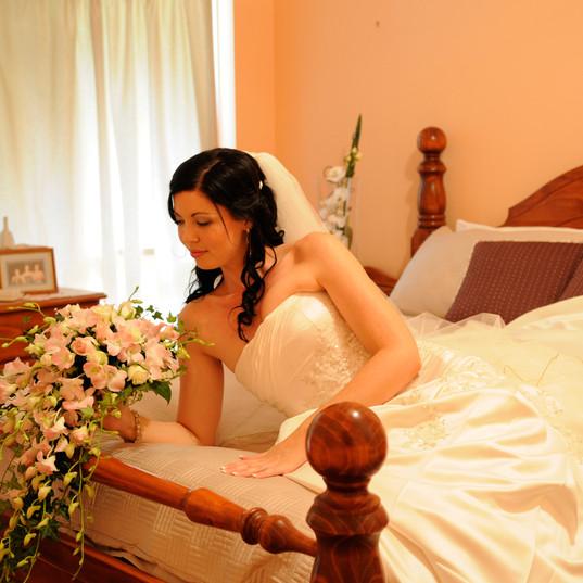 Mel Rose Bride - Cherie