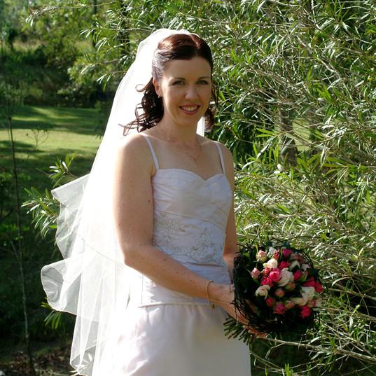 Mel Rose Bride - Naomi