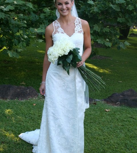 Mel Rose Bride - Kirby