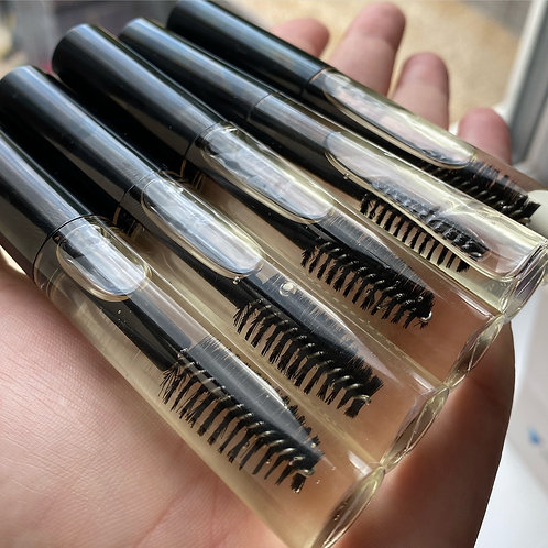 Lash and brow growth oil