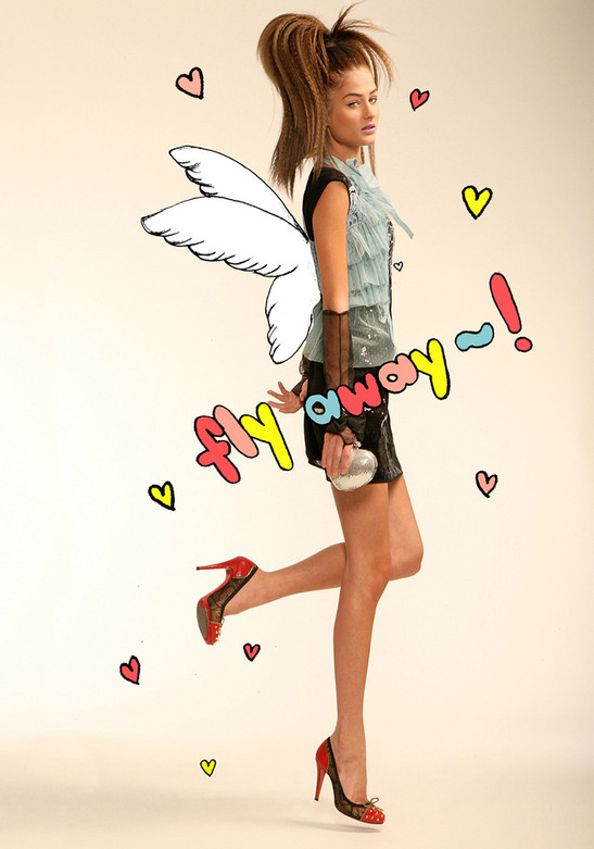 """Fly Away!"" for XO Magazine  by Jesse Ashton Photography"