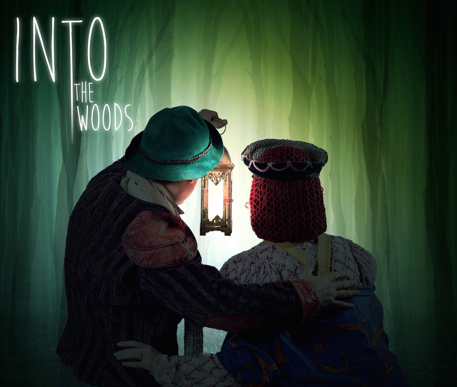 Into The Woods for 3-D Theatricals  by Jesse Ashton Photorgaphy
