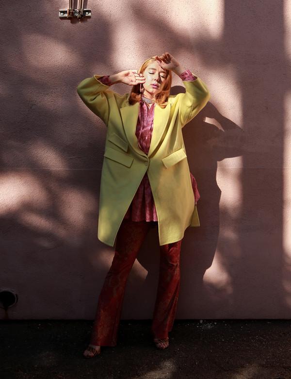 Kimmy Shields  for FIENFH Magazine  by Jesse Ashton Photography