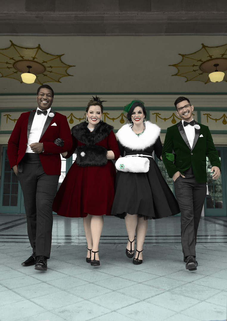 The YuleTones for Elite Holiday Entertainment  by Jesse Ashton Photography