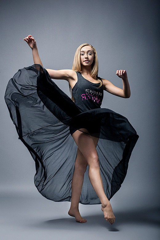 Cristina Riccucci for Dancer Against Cancer  by Jesse Ashton Photography
