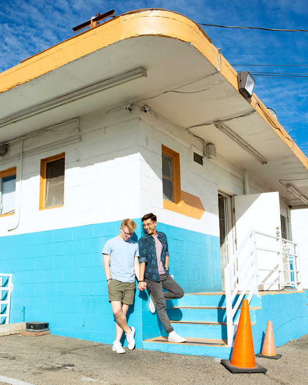 """Joe Serafini and Frankie Rodriguez from """"HSMTMTS""""  Jesse Ashton Photography"""