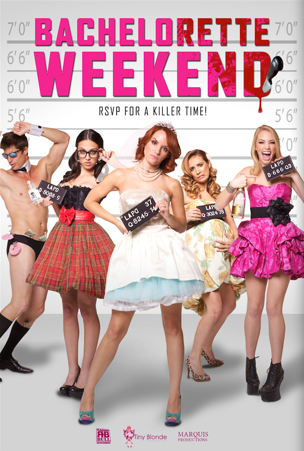 """Bachelorette Weekend"" for Raging Bull Entertainment  by Jesse Ashton Photography"