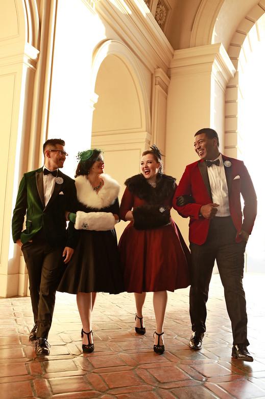 The YuleTones for Elite Holiday Entertainment  by Jesse Ashton Photography