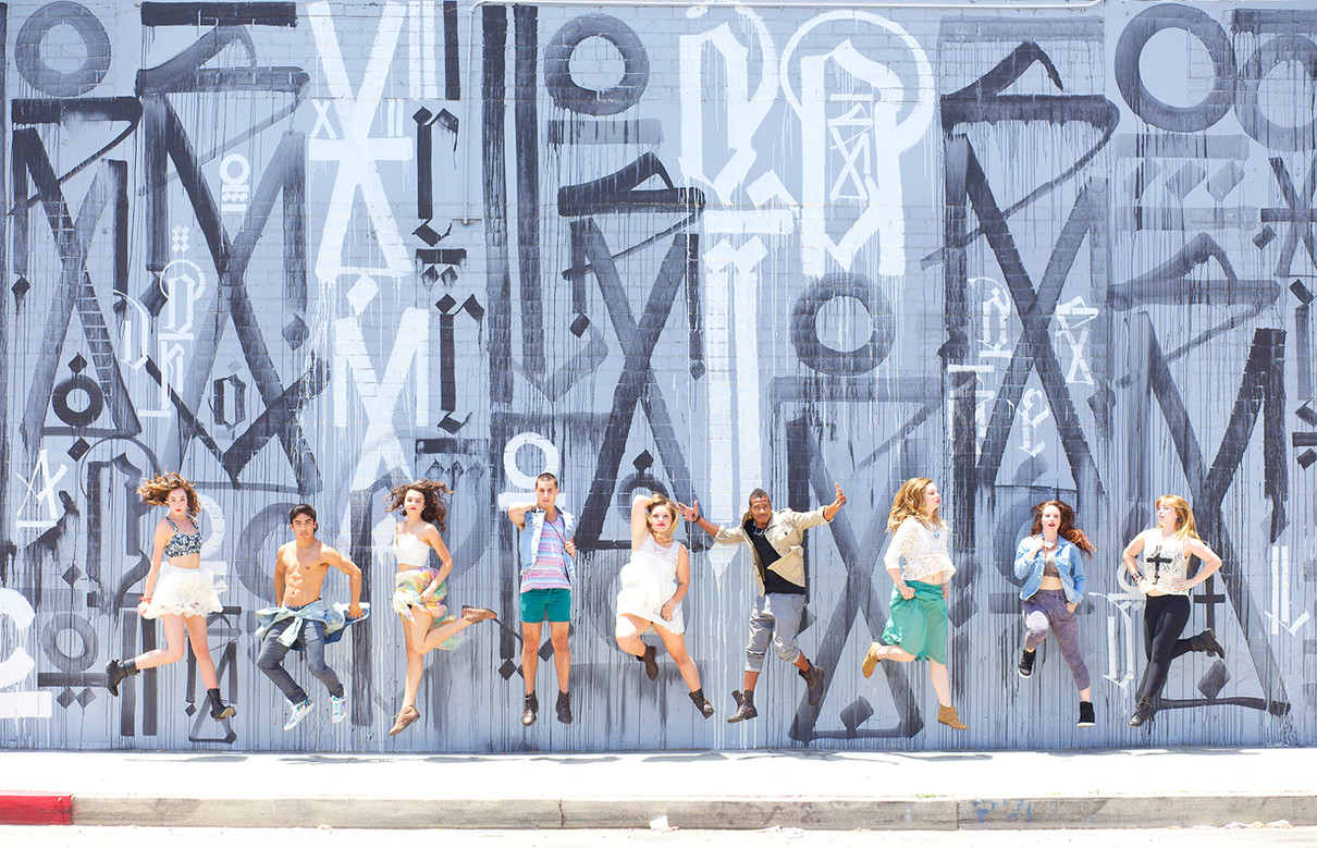 MUSE Dance Co.  by Jesse Ashton Photography