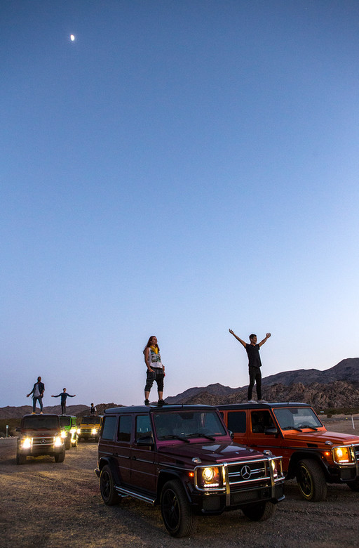 """""""Out On the Road""""  for Mercedes Benz  by Jesse Ashton Photorgaphy"""