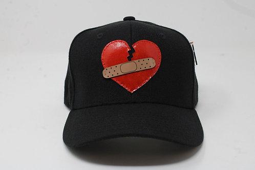 2021 Mended Heart (Black)